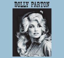 Dolly Parton Shirt Kids Tee