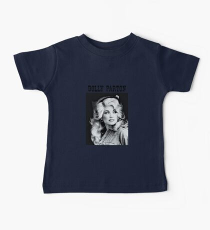 Dolly Parton Shirt Baby Tee