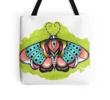 moth. Tote Bag