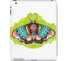 moth. iPad Case/Skin