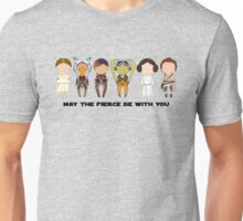 May the FIERCE be with you Unisex T-Shirt