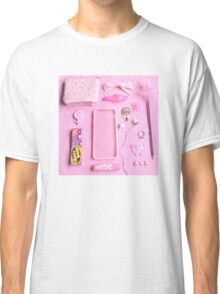 Pink Babygirl Essentials Classic T-Shirt