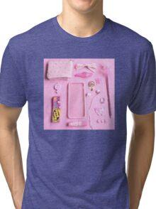 Pink Babygirl Essentials Tri-blend T-Shirt