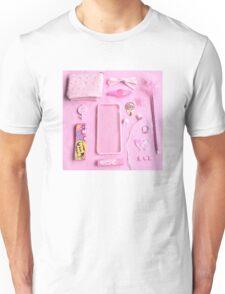 Pink Babygirl Essentials Unisex T-Shirt
