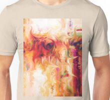 Abstract Absent minded energy  Unisex T-Shirt