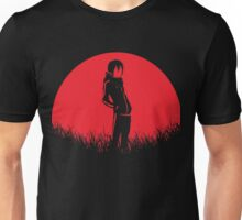 Yatogami Red Moon Noragami Unisex T-Shirt