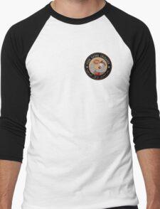 Pork Eating Crusader Men's Baseball ¾ T-Shirt