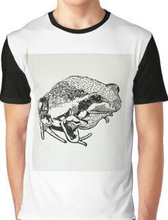 Pobblebonk Frog Graphic T-Shirt