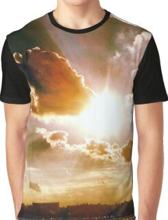 Sky Up above at the Pier no.2 Graphic T-Shirt