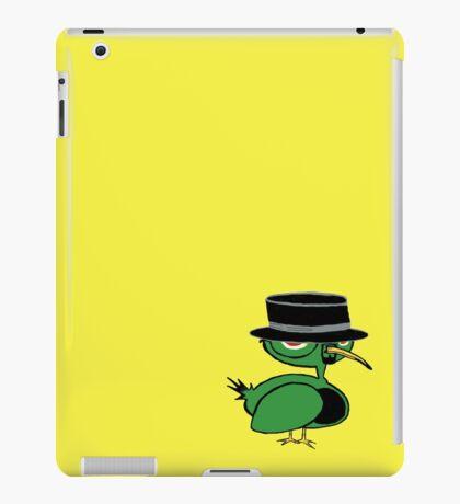 Heisenbird iPad Case/Skin