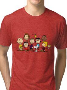 All Peanuts Together Tri-blend T-Shirt