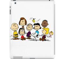 All Peanuts Together iPad Case/Skin