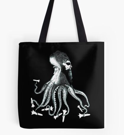 grip of eight Tote Bag