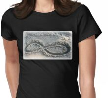 Infinity in the Sand (2001) Womens Fitted T-Shirt