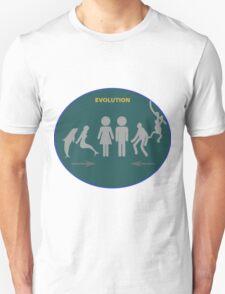 Message from afar - Evolution T-Shirt