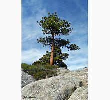 Ponderosa Pine and Granite Boulders Unisex T-Shirt