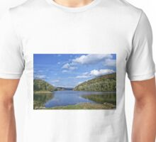 The Peaceful Allegheny River Unisex T-Shirt