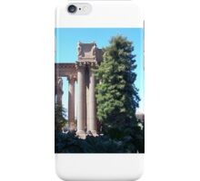 Columns at Palace of Fine Arts iPhone Case/Skin