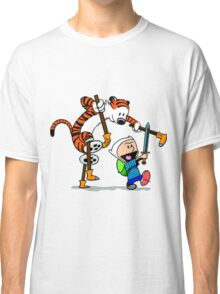 Space Man Spiff Classic T-Shirt