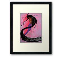 The Little Mermaid  Framed Print