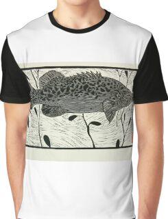 Murray Cod Graphic T-Shirt