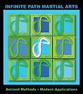Infinite Path Martial Arts - Logo Panel by Infinite Path  Creations