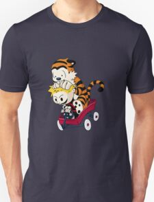 Calvin and Hobbes Good Times T-Shirt