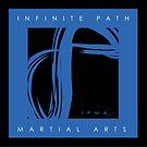 I.P.M.A. Logo - Blue by Infinite Path  Creations