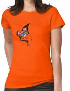 Poody Womens Fitted T-Shirt