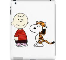 Peanuts Meets iPad Case/Skin