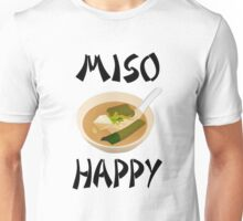 Miso Happy Unisex T-Shirt