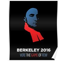 Vote Berkeley for President in 2016 Poster