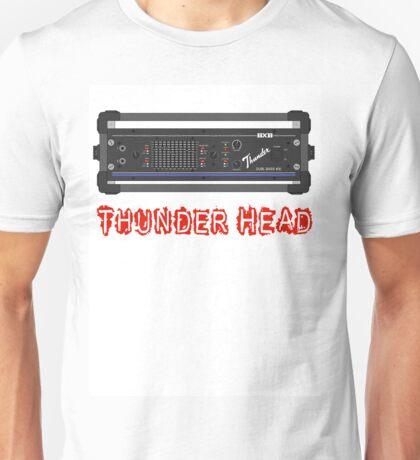 Fender BXR 400 - Thunder Head Unisex T-Shirt