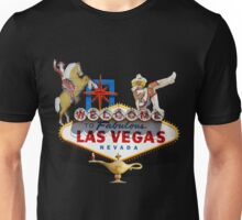 Las Vegas Welcome Sign Unisex T-Shirt