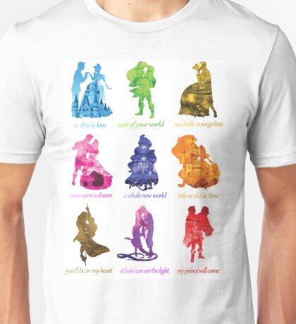 Everyone's a Princess  Unisex T-Shirt