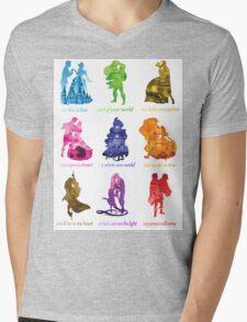 Everyone's a Princess  Mens V-Neck T-Shirt