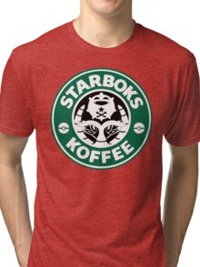 Starboks Koffee Tri-blend T-Shirt