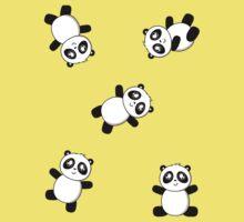 Pandas! Pandas! Kids Tee