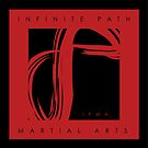 Infinite Path Martial Arts Logo - Red (2001) by Infinite Path  Creations