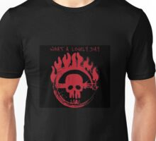 Mad Max- What a Lovely Day Logo Unisex T-Shirt