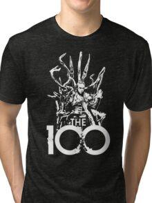 The 100 Heda Chair Tri-blend T-Shirt