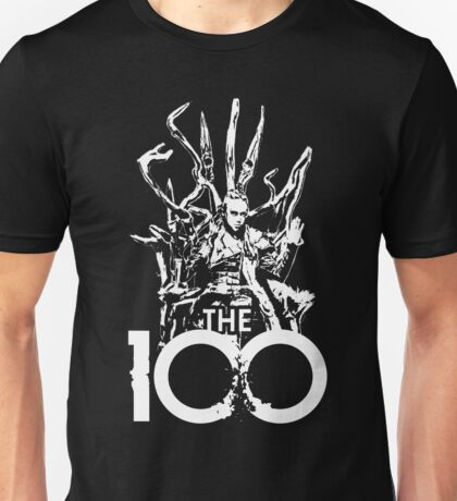 The 100 Heda Chair Unisex T-Shirt