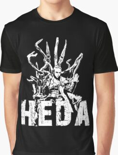 The 100 - Heda Graphic T-Shirt