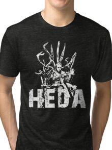 The 100 - Heda Tri-blend T-Shirt