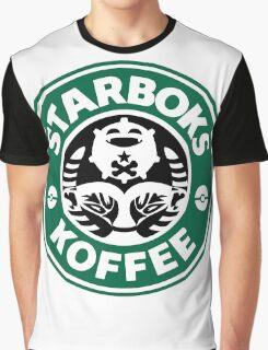 Starboks Koffee 2.0 Graphic T-Shirt