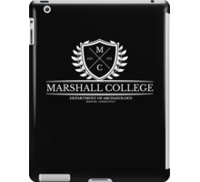 Marshall College iPad Case/Skin