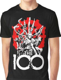 The 100 Lexa Symbol Graphic T-Shirt
