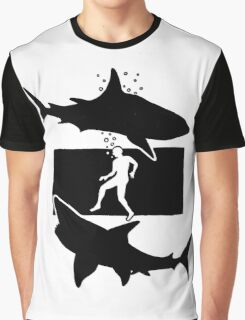 Bait or Master Graphic T-Shirt