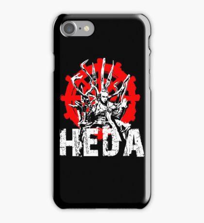The 100 Lexa Symbol - Heda iPhone Case/Skin