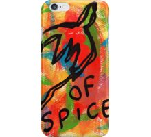 Life Is Spicy Sometimes iPhone Case/Skin
